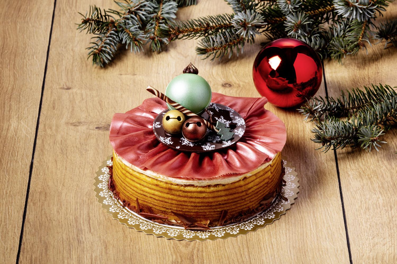 Vanille-Kirsch Weihnachten Holz