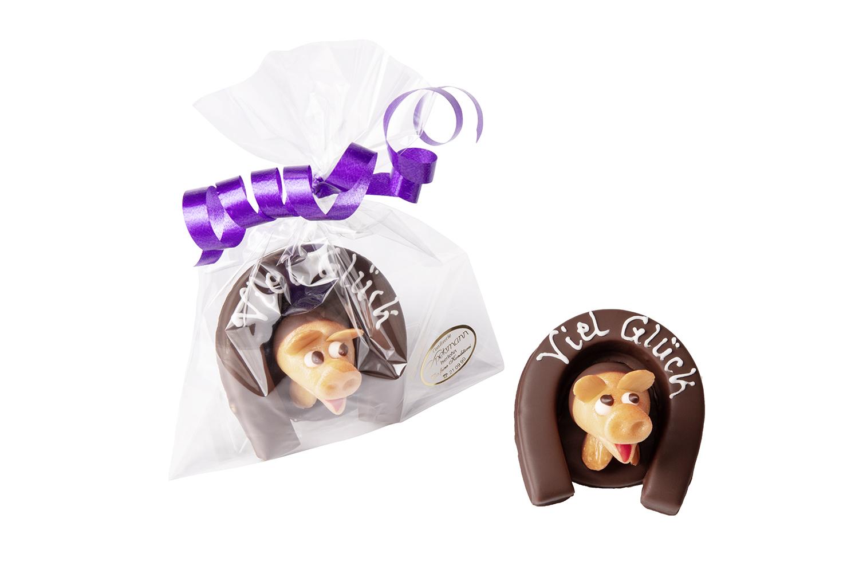 Viel Glück Marzipanschweinchen