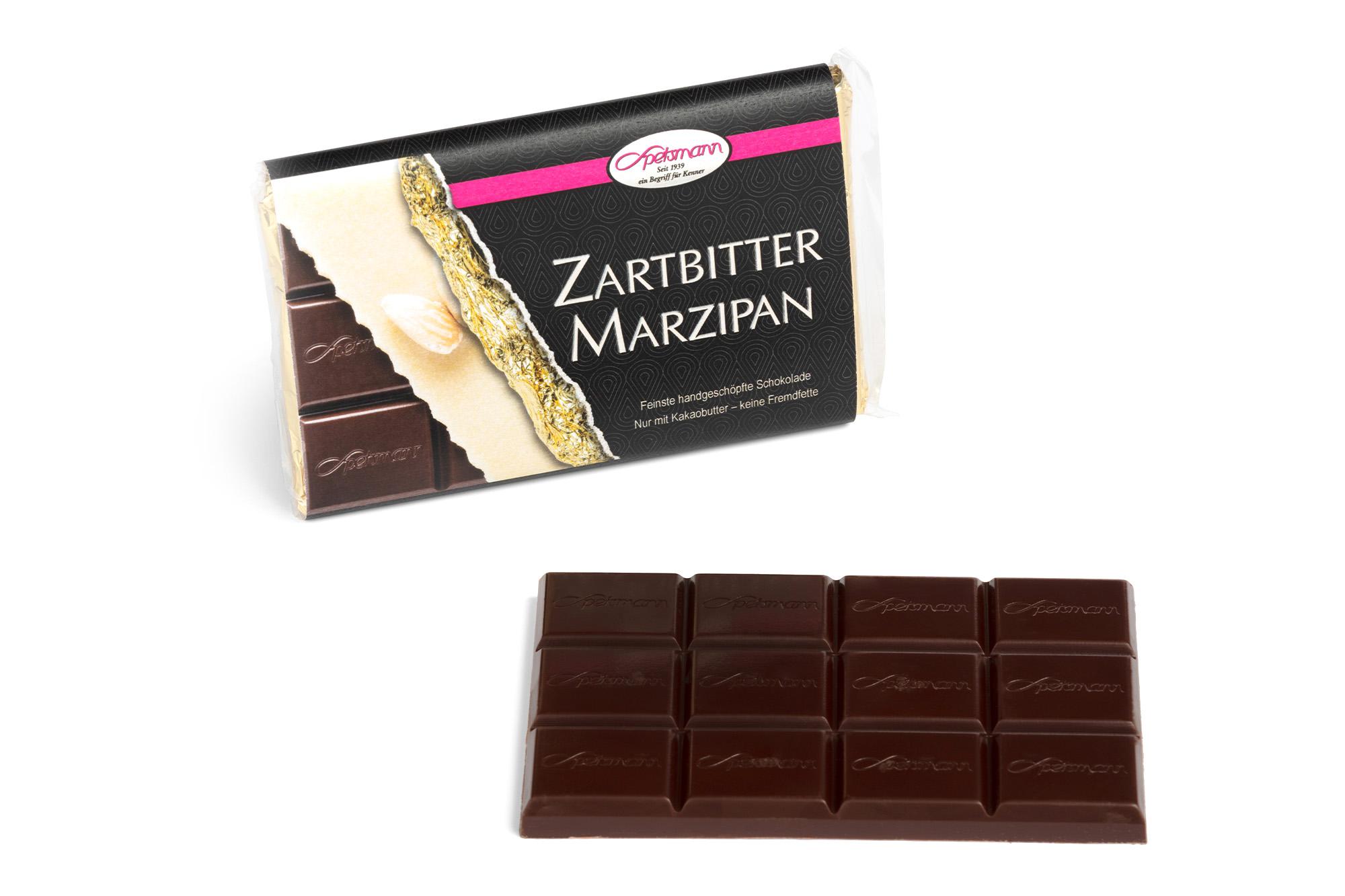 Zartbitter Marzipan